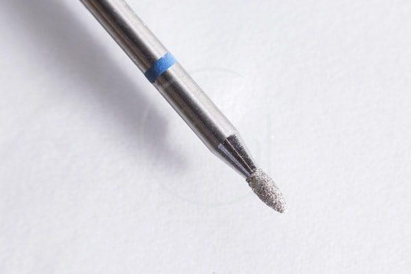 Deimantinis frezos antgalis Alyvuogė 1.6 mm
